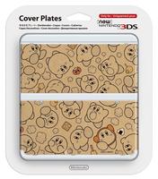 Nintendo New 3DS Cover 021 (Braun)