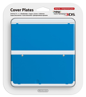 Nintendo New 3DS Cover 020 (Blau)