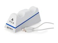 4Gamers 4G-4182WHT Ladegeräte für Mobilgerät (Weiß)