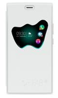 Wiko 106285 Handy-Schutzhülle (Weiß)