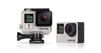 GoPro HERO4 Black / Surf (Silber)