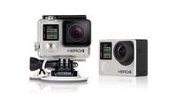 GoPro 3660-037 Actionsport-Kamera (Silber)