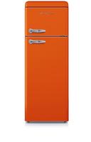 Schaub Lorenz SL208 O DD Freistehend 168l 40l A+ Orange (Orange)