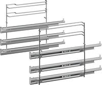 Siemens HZ638300 Küchen- & Haushaltswaren-Zubehör (Edelstahl)