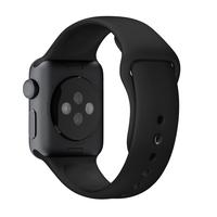 Apple MJ4F2ZM/A Uhrenarmband (Schwarz)