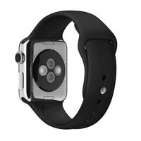 Apple MJ4G2ZM/A Uhrenarmband (Schwarz)
