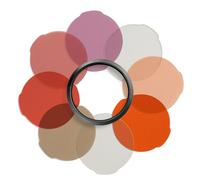 Manfrotto MLFILTERPRT Kamerafilter (Mehrfarbig)