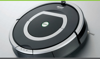 iRobot Roomba 782e (Schwarz, Silber)
