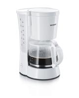Severin KA 4478 Espresso machine 10Tassen Weiß (Weiß)