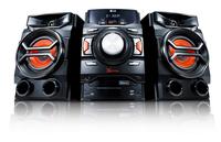 LG CM4350 Homestereoanlage (Schwarz)