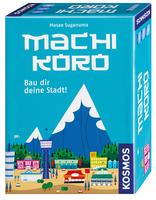 Kosmos Machi Koro (Mehrfarbig)