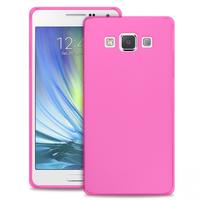 PURO SGGALAXYA503PNK Handy-Schutzhülle (Pink)