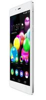 Wiko HIGHWAY Pure 16GB 4G Silber, Weiß (Silber, Weiß)