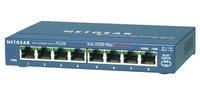 Netgear FS108-300PES Netzwerk Switch (Blau)