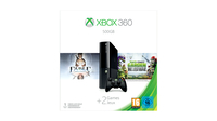 Microsoft Xbox 360, 500GB + Plants vs Zombies: Garden Warfare, Fable Anniversary (Schwarz)