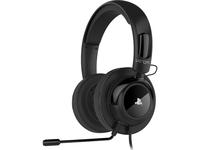 Venom VS2795 Stereophonisch Kopfband Schwarz Headset (Schwarz)