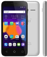 Alcatel PIXI 4027D 4GB Weiß (Weiß)