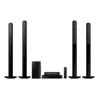 Samsung HT-J7750W Home-Kino System (Schwarz)