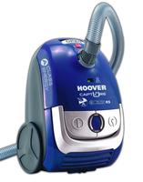 Hoover CP70_CP50 Staubsauger (Blau, Silber)