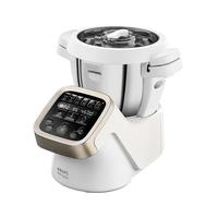 Krups HP 5031 Küchenmaschine (Silber, Weiß)