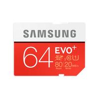 Samsung MB-SC64D (Schwarz, Rot, Weiß)