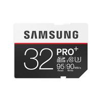 Samsung MB-SD32D (Schwarz, Rot, Weiß)
