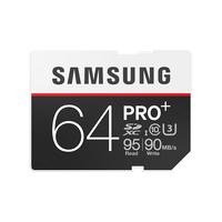 Samsung MB-SD64D (Schwarz, Rot, Weiß)