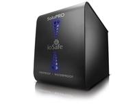 ioSafe SoloPRO 4000GB Schwarz Externe Festplatte (Schwarz)