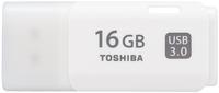 Toshiba TransMemory 16GB 16GB USB 3.0 Weiß USB-Stick (Weiß)