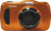 Rollei Sportsline 100 Kompaktkamera 20MP 5152 x 3864Pixel Orange (Orange)