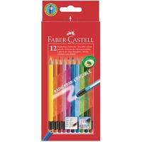 Faber-Castell 116612 Farbstift (Mehrfarbig)