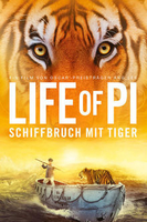 20th Century Fox Life of Pi - Schiffbruch mit Tiger
