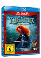 Disney Merida - Legende der Highlands