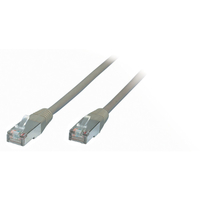 S-Conn Cat 6 S/FTP 20m (Grau)