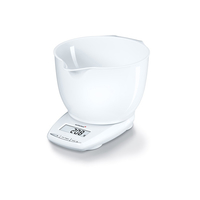 Korona 77101 Küchenwaage (Weiß)