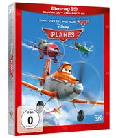 Disney Planes Blu-ray 2D+3D Deutsch