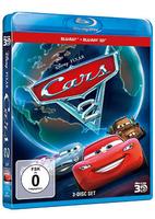 Disney BGY0091704 Blu-ray 2D+3D Deutsch Blu-Ray-/DVD-Film