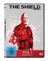 Sony The Shield - Season 5 Vol.1