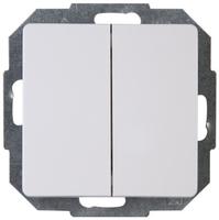 Kopp 650302080 Weiß Lichtschalter (Weiß)
