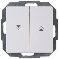 Kopp 651502087 Weiß Lichtschalter (Weiß)