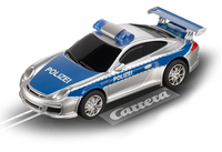 """Carrera Porsche 997 GT3 """"Polizei"""" (Blau, Silber)"""