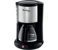 Moulinex FG360811 Kaffeemaschine (Schwarz, Edelstahl)