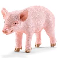 SCHLEICH Ferkel, stehend 13783 (Pink)