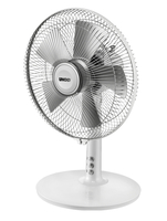Unold 86810 Ventilator (Silber, Weiß)