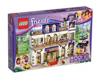 Lego Friends Heartlake Großes Hotel 1552Stück (Mehrfarbig)