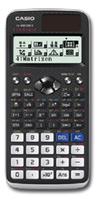 Casio FX-991DE X Taschenrechner (Schwarz)