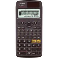 Casio FX-87DE X Taschenrechner (Schwarz)