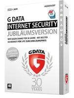 G DATA Internet Security 2015, DE, PC, 3U, 1Y