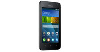 Huawei Y3 4GB Schwarz (Schwarz)