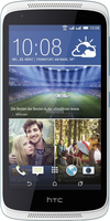 HTC Desire 526G+ 8GB Blau, Weiß (Blau, Weiß)